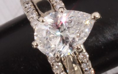 Identifying the 4 C's is critical to selling a diamond